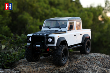 Double E RC Land Rover Defender D110 Pickup