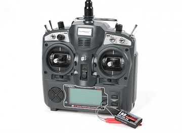 Turnigy 9X 9Ch Mode 2 Transmitter w/ Module & iA8 Receiver